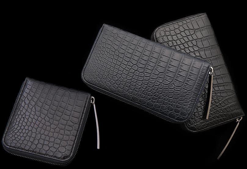 高級財布の形状と特徴について