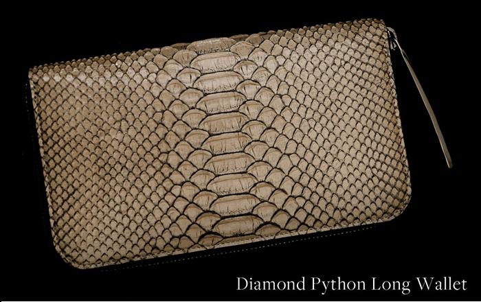 ダイヤモンドパイソンとは