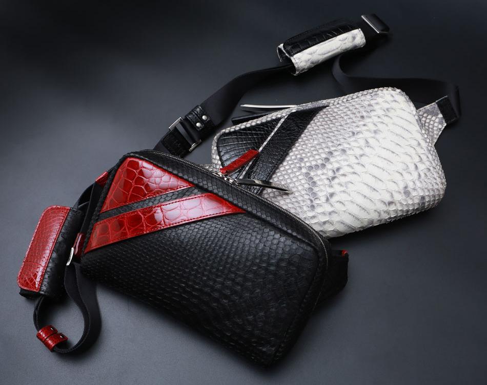 クロコダイルバッグの専門店、池田工芸公式サイト
