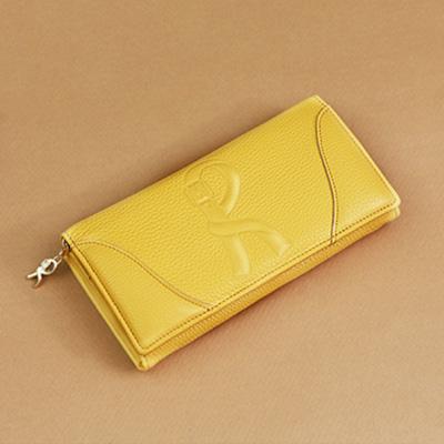 幸せと金運を呼び込む黄色い財布 Roberuta モア