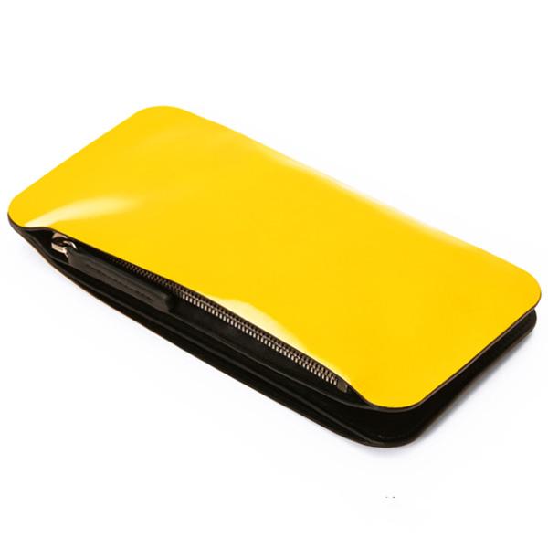 幸せと金運を呼び込む黄色い財布 SLUR アヴィオ